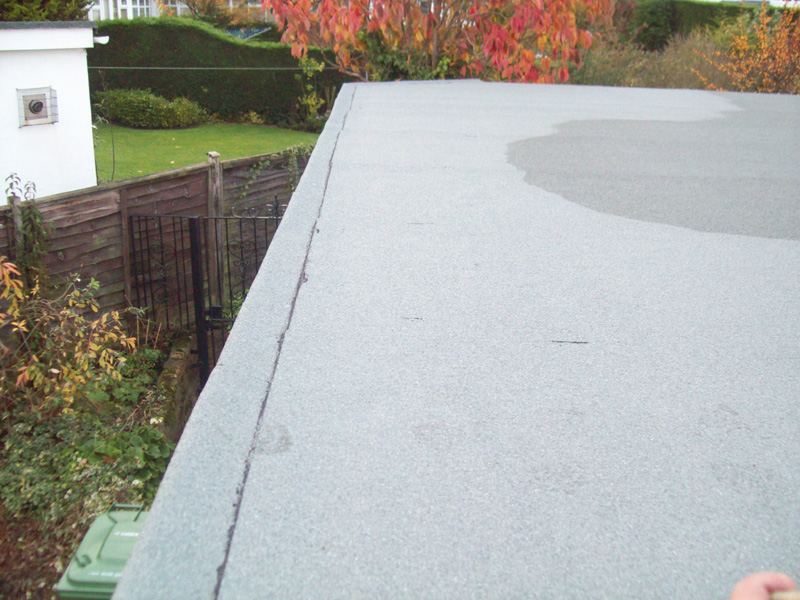 Built Up Felt In Wharfedale Croft Roofing Limited