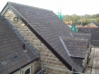 Wharfedale Roofers - Roof Slating Blue 06