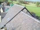 Wharfedale Roofers - Roof Slating Blue 07