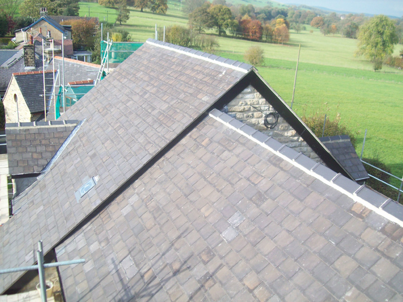 Wharfedale Roofers - Roof Slating Blue 07 & Roof Slating in Wharfedale | Croft Roofing Limited memphite.com