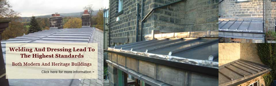 Wharfedale Roofers - Lead Roofing Services