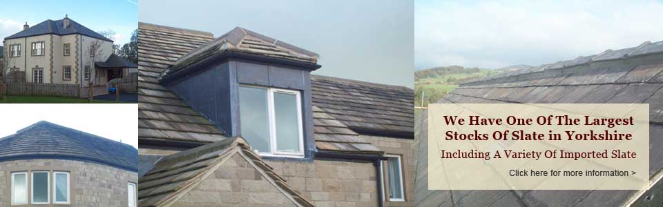 Wharfedale Roofers - Roof Slating