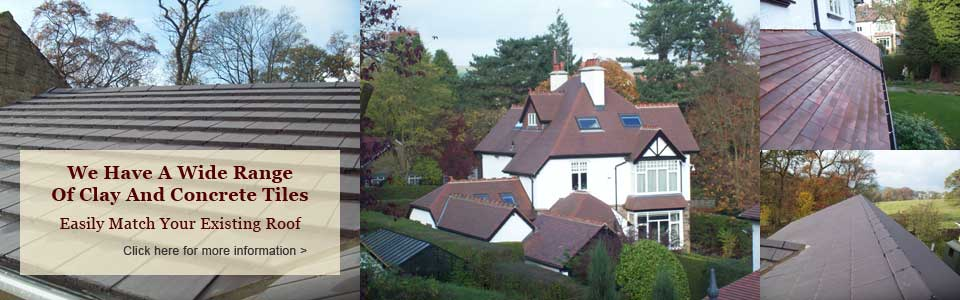 Wharfedale Roofers - Roof Tiling
